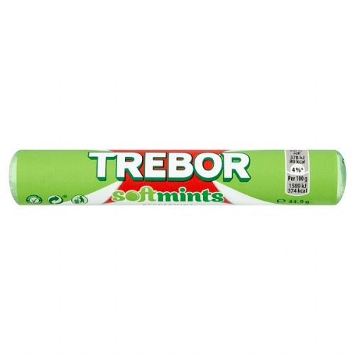 Trebor Softmints 10x44.9g
